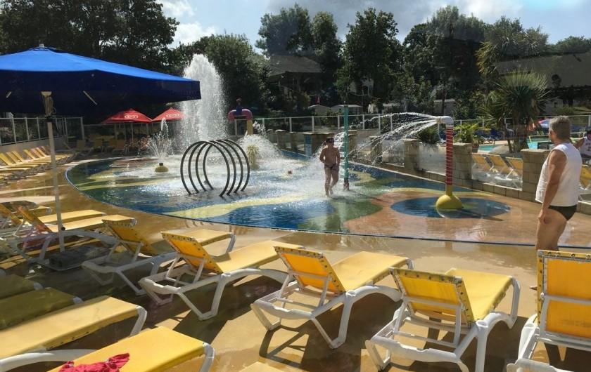 Location de vacances - Bungalow - Mobilhome à Pont-Aven