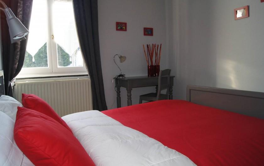 Location de vacances - Gîte à Grupont - chambre 1