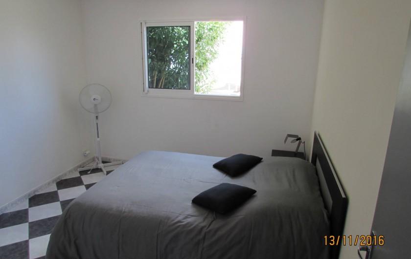 Location de vacances - Villa à Bois De Nèfles - Chambre 2