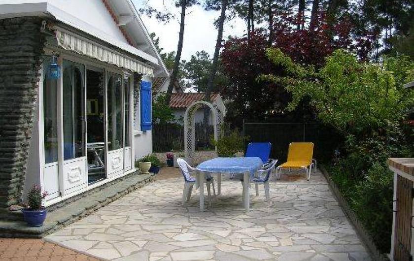 Location de vacances - Villa à La Faute-sur-Mer