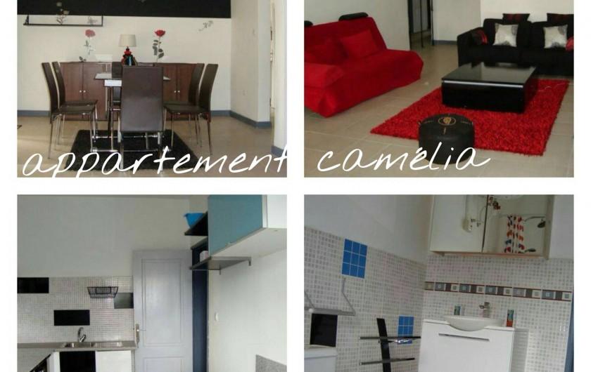 Location de vacances - Appartement à Yaoundé - Appartement Camélia 2 chambres