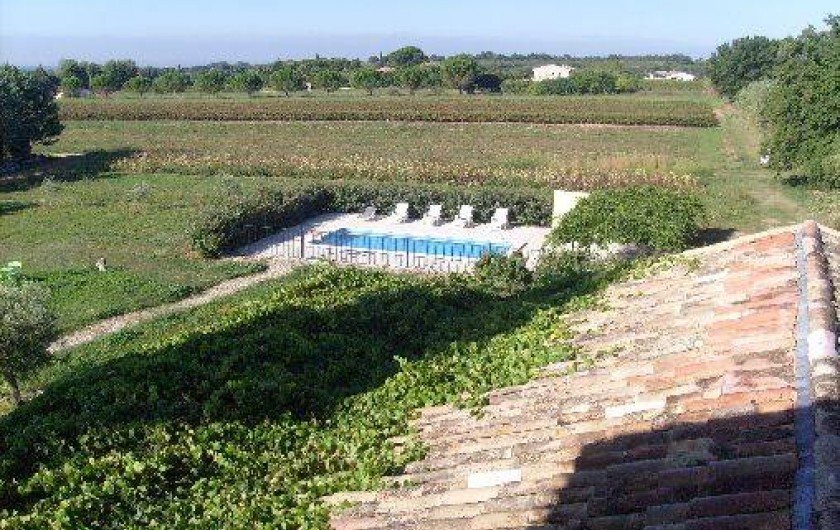 Location de vacances - Gîte à Aubignan