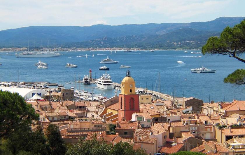 Location de vacances - Bungalow - Mobilhome à Grimaud - saint Tropez à 7 km