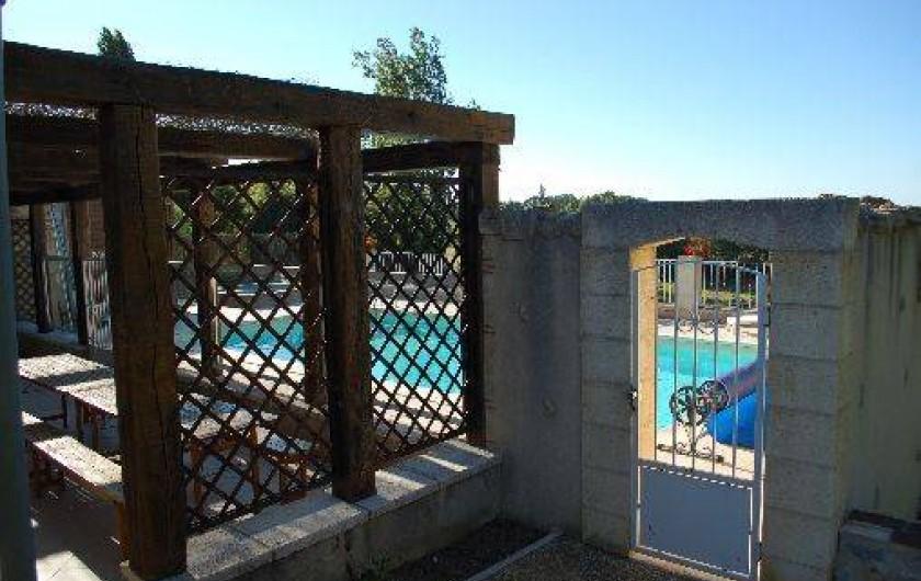 Location de vacances - Gîte à Saint-Méard-de-Gurçon