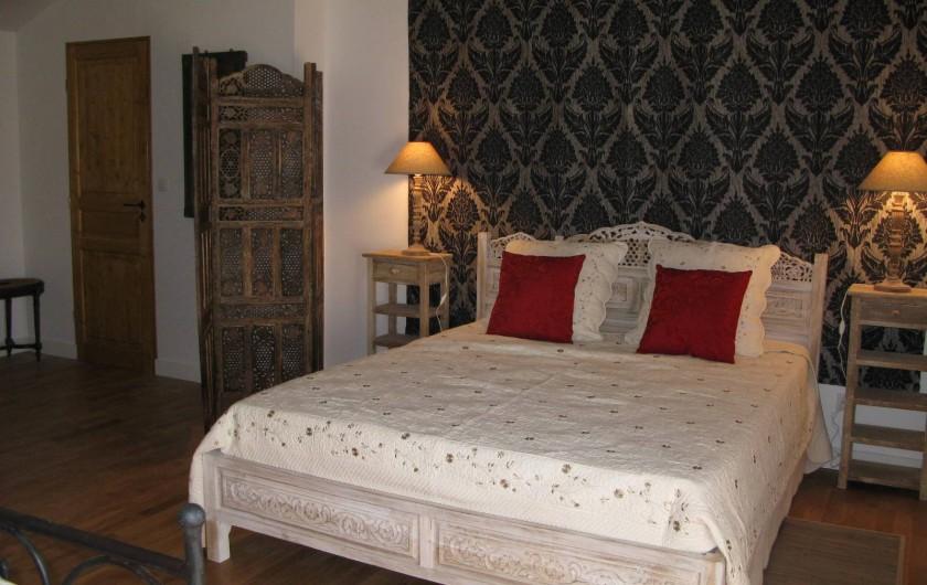 Location de vacances - Chambre d'hôtes à Saint-Geniès-de-Comolas - Suite Juliette