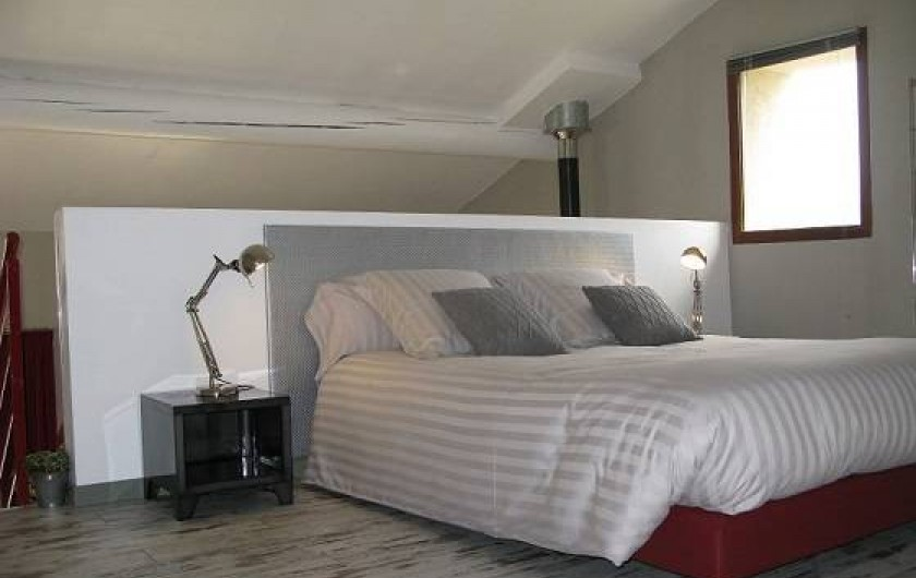 Location de vacances - Chambre d'hôtes à Saint-Geniès-de-Comolas - Loft Florent