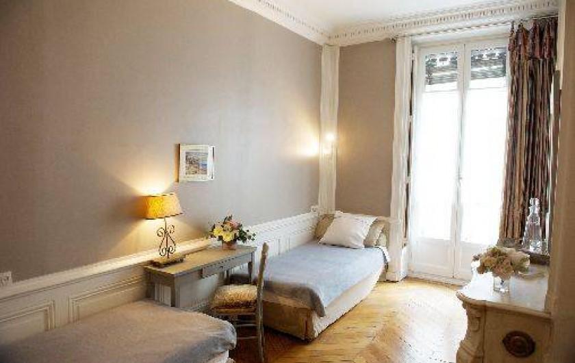 Location de vacances - Chambre d'hôtes à Lyon