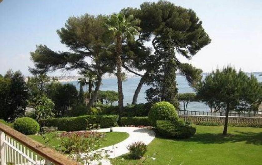 Location de vacances - Appartement à Vallauris