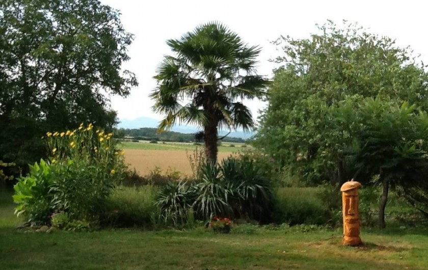 Location de vacances - Chambre d'hôtes à Le Carlaret