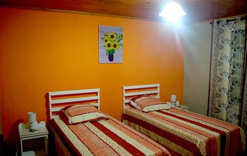 Location de vacances - Chambre d'hôtes à Bois De Nèfles