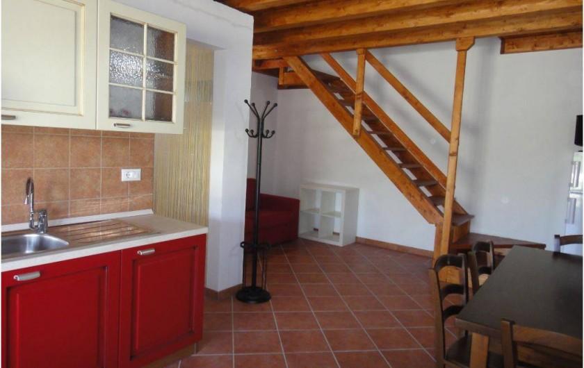 Location de vacances - Appartement à Cecina - sejour Tasso