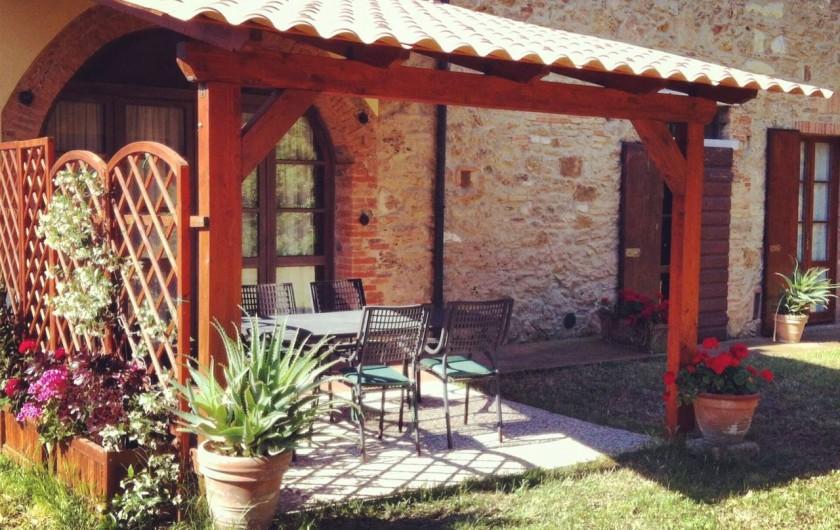 Location de vacances - Appartement à Cecina - Dehors de Rondine