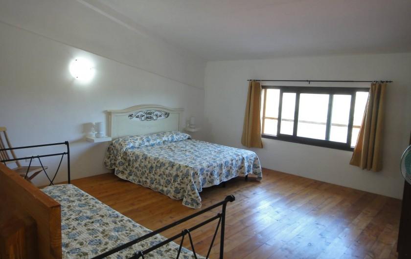 Location de vacances - Appartement à Cecina - chambre Tasso