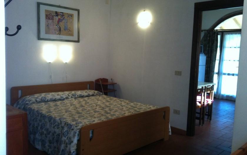 Location de vacances - Appartement à Cecina - Chambre Rondine