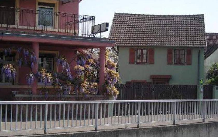 Location de vacances - Gîte à Bennwihr Gare