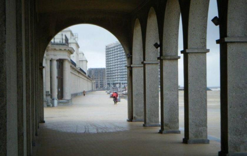 Location de vacances - Studio à Ostende