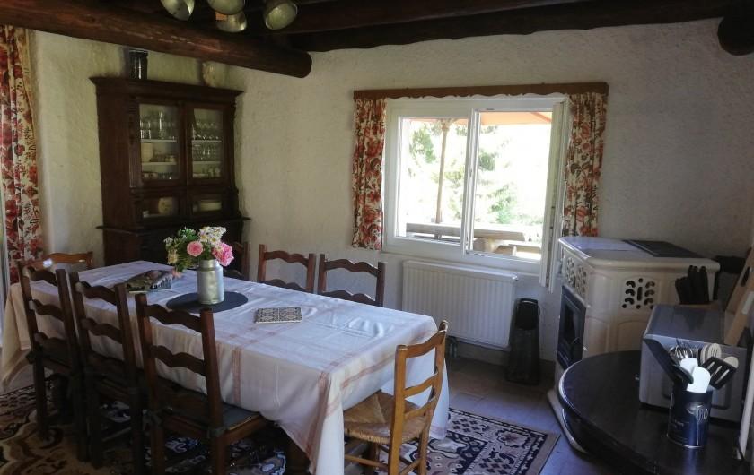 Location de vacances - Maison - Villa à Gerbépal - robot grille pain appareil a raclette
