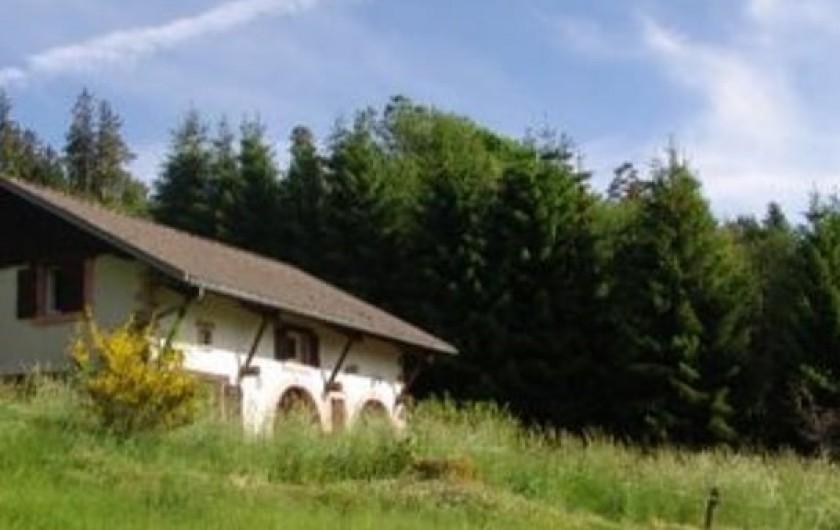 Location de vacances - Maison - Villa à Gerbépal
