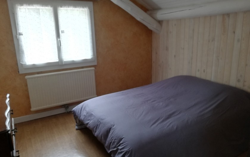 Location de vacances - Maison - Villa à Gerbépal - chambre avec commode