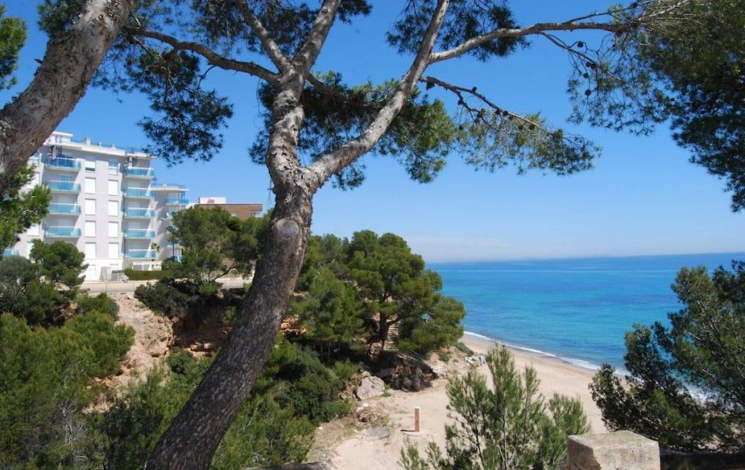 Location de vacances - Appartement à Miami Platja