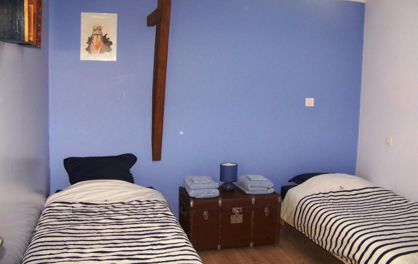 Location de vacances - Maison - Villa à Sarlat-la-Canéda - Chambre des enfants