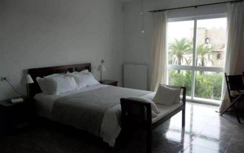 Location de vacances - Villa à El Poble Nou de Benitatxell - Chambre 1
