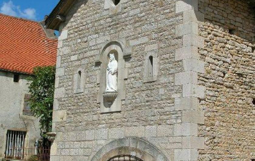 Location de vacances - Gîte à Alise-Sainte-Reine