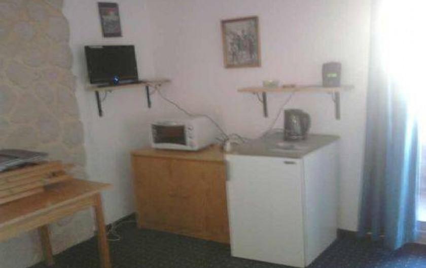 Location de vacances - Studio à La Foux d'Allos