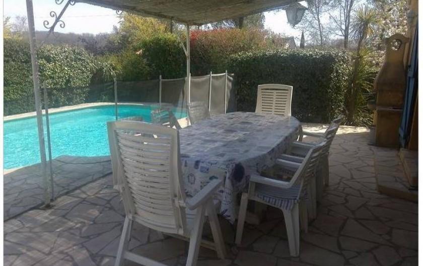 Location de vacances - Villa à Garéoult