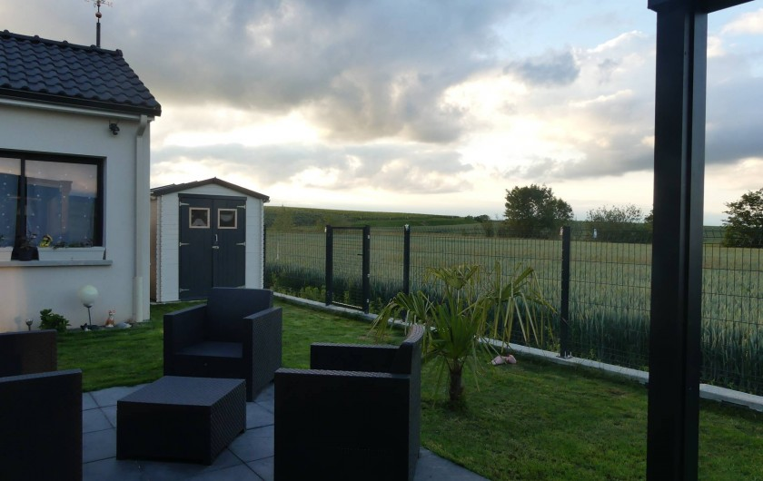 Location de vacances - Studio à Ludes