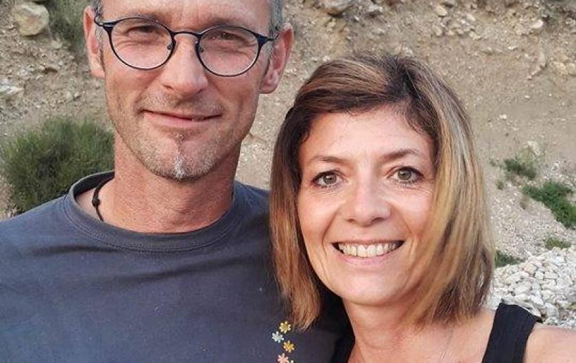 Location de vacances - Bungalow - Mobilhome à Serres - Sabrina et Frédéric