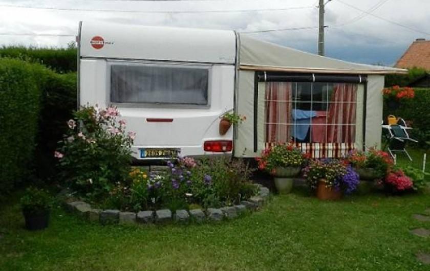Location de vacances - Camping à Ghyvelde