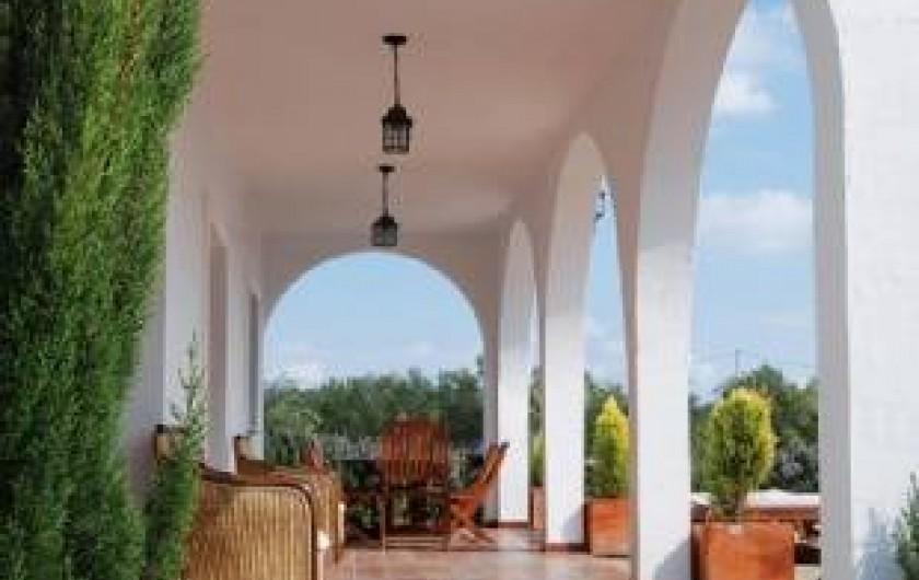 Location de vacances - Gîte à Chella