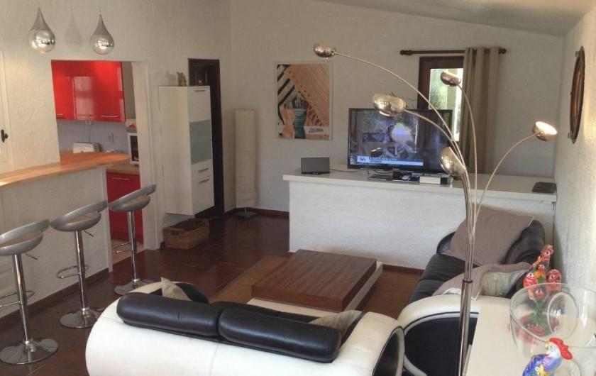 Location de vacances - Villa à L'Escala - Salçn