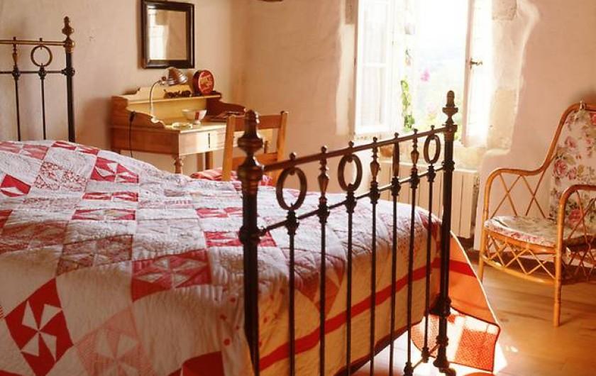 Location de vacances - Mas à Lusignac - chambre