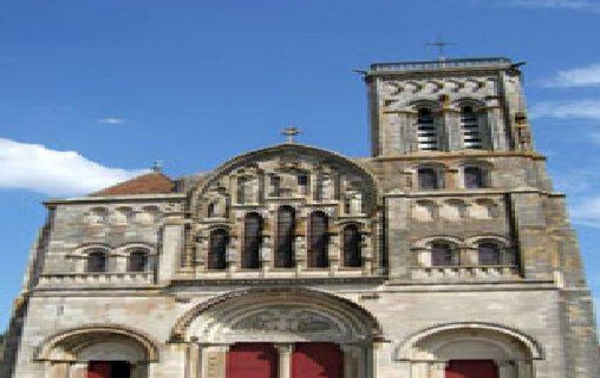 Location de vacances - Chambre d'hôtes à Escolives-Sainte-Camille