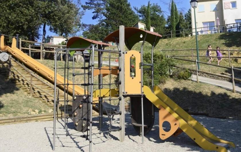 Location de vacances - Maison - Villa à Salavas - jeux pour enfants