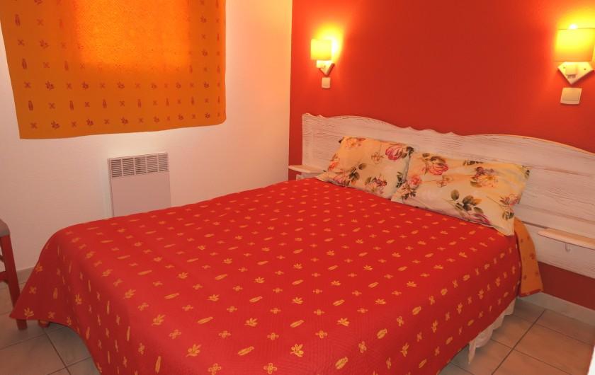 Location de vacances - Maison - Villa à Salavas - pièce à vivre