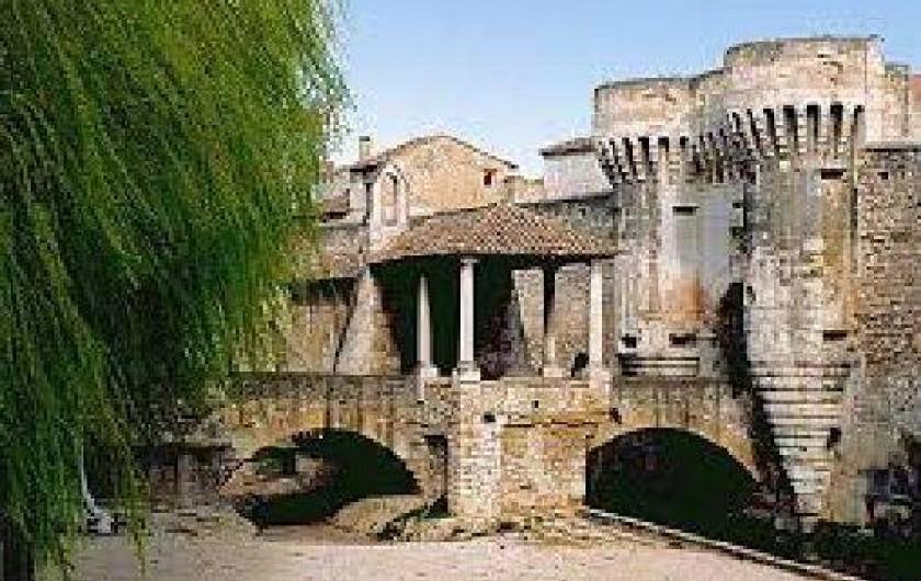 Location de vacances - Villa à Pernes-les-Fontaines - vue de PERNES LES fONTAINES