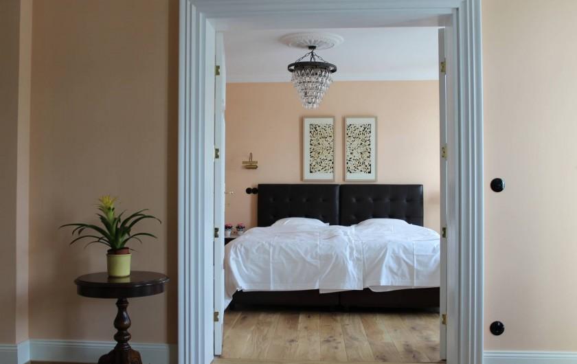 Location de vacances - Appartement à Bad Ems - Chambre à coucher avec 2 lits
