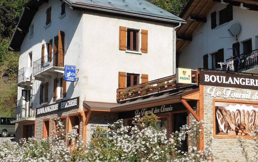 Location de vacances - Gîte à La Giettaz