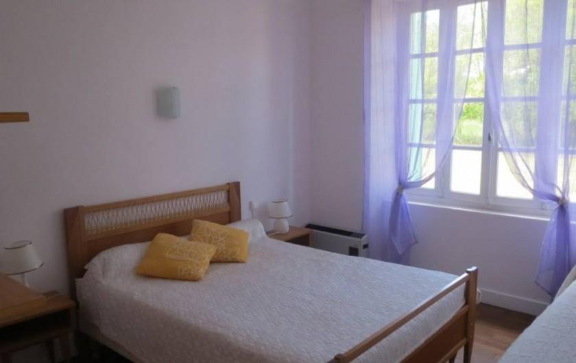Location de vacances - Gîte à Alrance - Chambre 3  -1 lit 140 + 1 lit 90