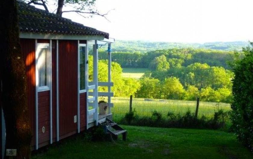 Location de vacances - Camping à Loupiac