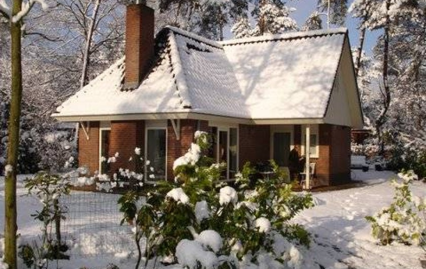Location de vacances - Chalet à Beekbergen - winter