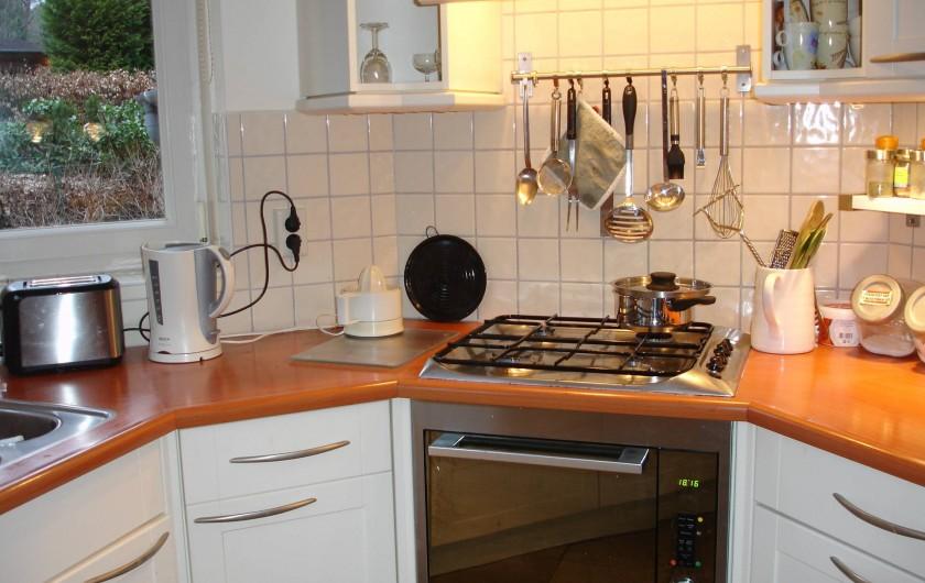 Location de vacances - Chalet à Beekbergen - ruime keukenhoek