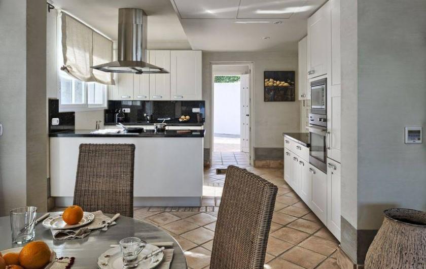 Location de vacances - Villa à Benalup-Casas Viejas - Cuisine américaine