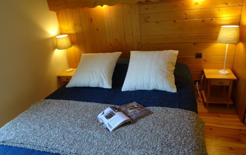 Location de vacances - Appartement à Saint-Lary-Soulan - chambre 3