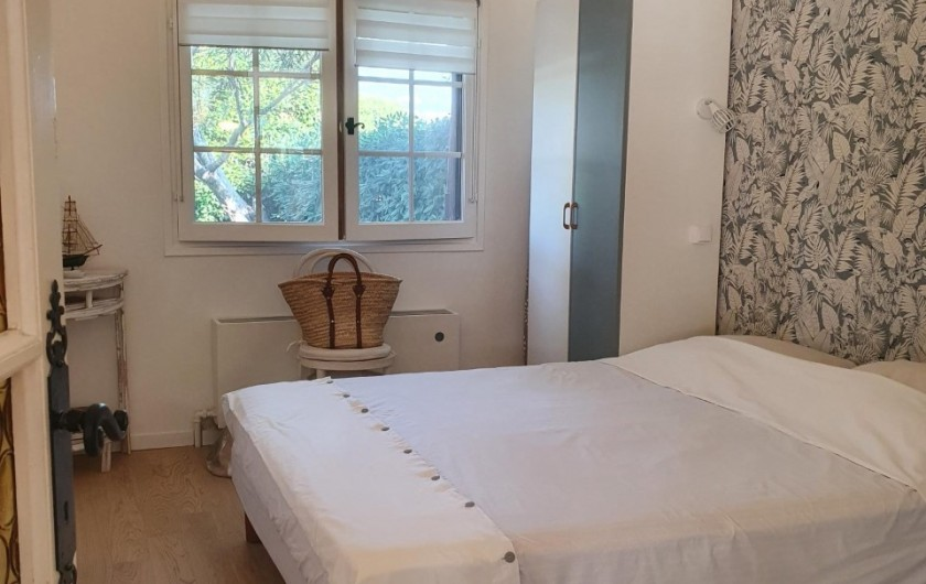 Location de vacances - Mas à Grasse - La terrasse