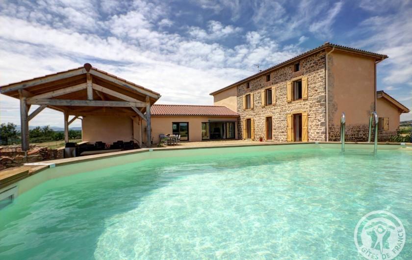 Location de vacances - Gîte à Pinay