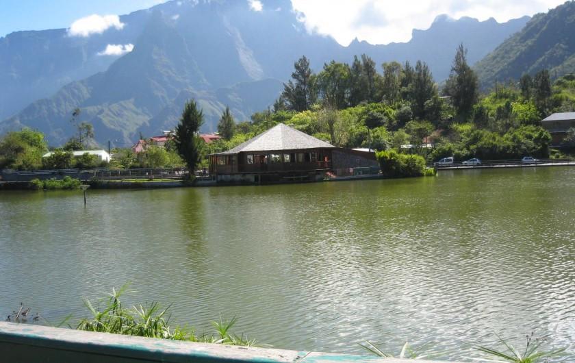 Location de vacances - Villa à Cilaos - La mare à joncs